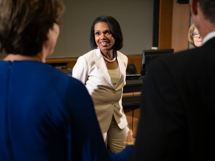 AGS Condoleezza Rice event-005