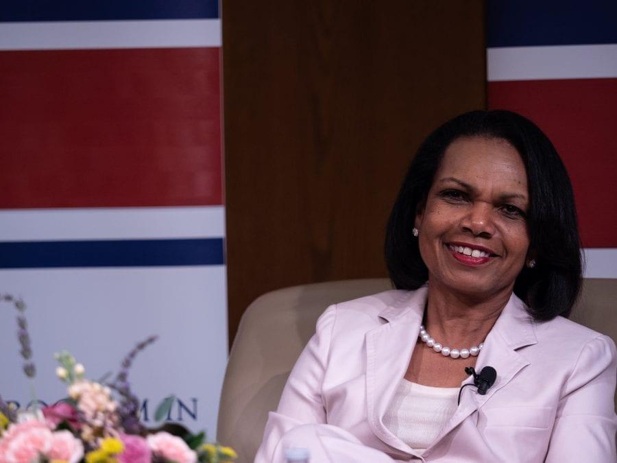 AGS Condoleezza Rice event-072